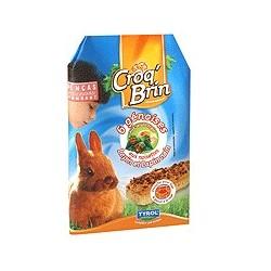 Bizcochitos para conejos