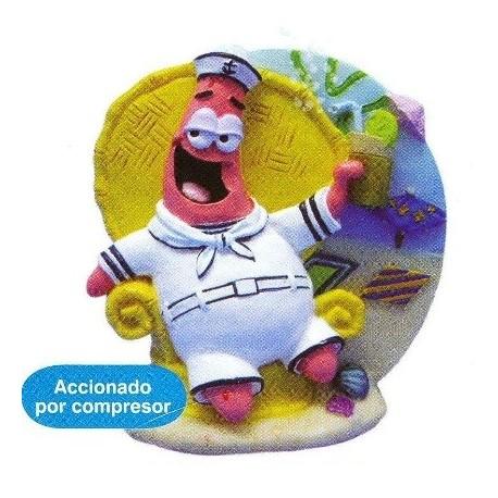 """Figurita """"Patricio burbujas"""""""