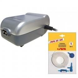 Compresor SilentPump + kit aireación