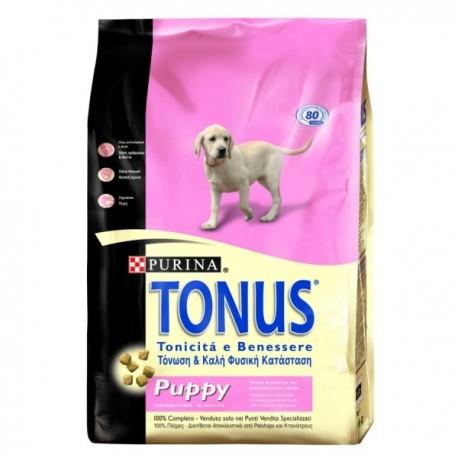 Tonus Puppy cordero y arroz