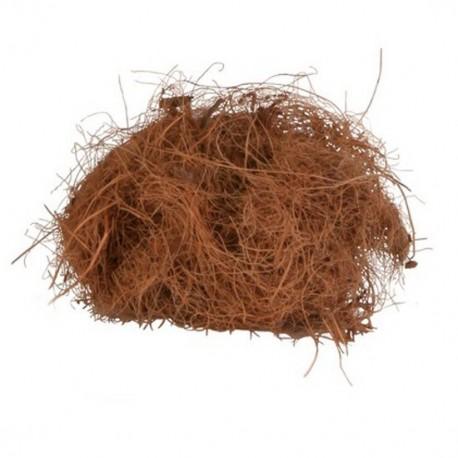 Fibra de coco para nido