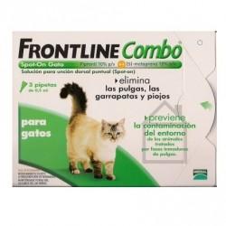Frontline Combo para gato