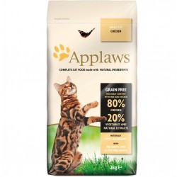 Applaws gatos pienso pollo