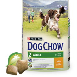 Dog Chow Complet con pollo