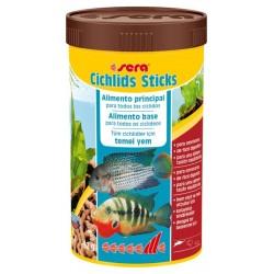 Cichlid Sticks (alim. para cíclidos)