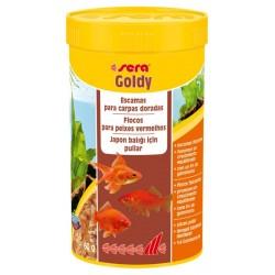 Goldy (peces agua fría copos)