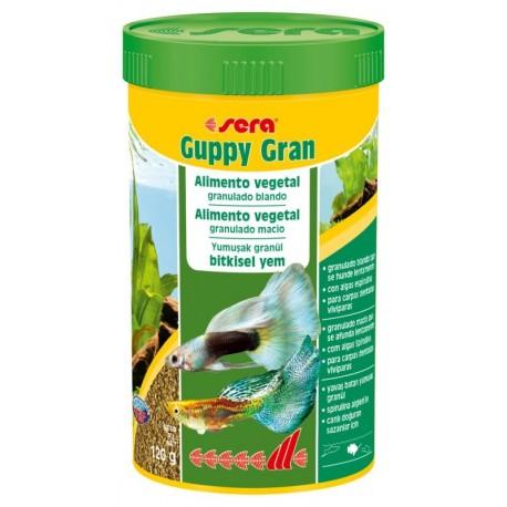 Guppy Gran alimento para guppys