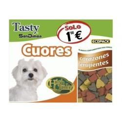 Snack perro Cuores