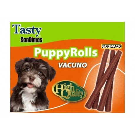 Snack perro Pupirolls
