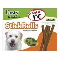 Snack perro StickRolls