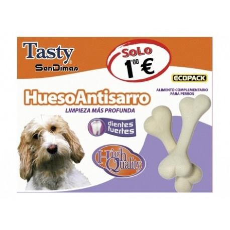 Snack perro Hueso antisarro