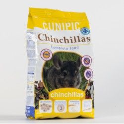 Alimento chinchillas 800 gr