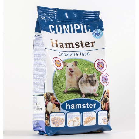 Alimento hamster Cunipic