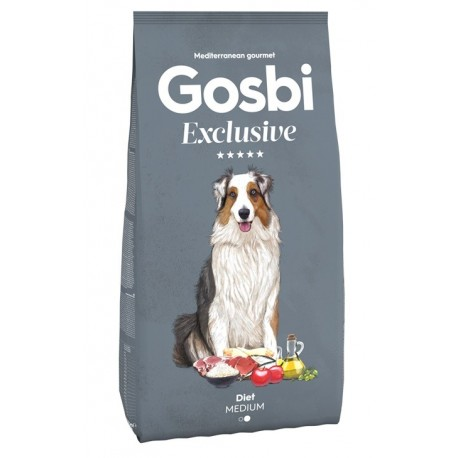 Gosbi Exclusive Vet Diet