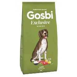 Gosbi Exclusive Lamb & rice