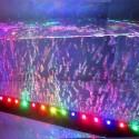 Barra de luces led con difusor de aire