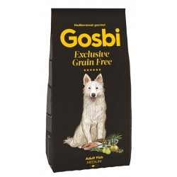 Gosbi Grain Free Adult Fish Medium