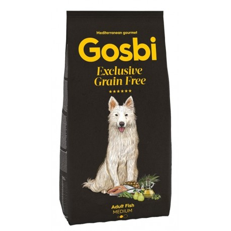 Gosbi Grain Free Adult