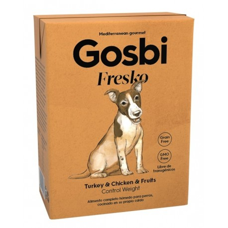 Gosbi Fresko alimento húmedo para perros