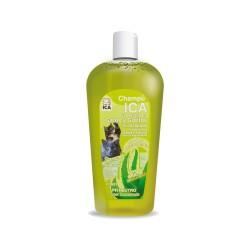 Champú seco gatos con Aloe Vera