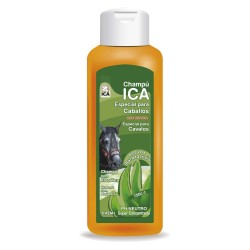 Champú caballos ICA con Biotina