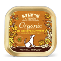 Lilys Chicken Supper Tarrina para perros