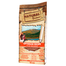 Receta Optimun - Natural Greatness para perro