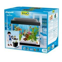 Acuario Tetra Playmobil 30 litros