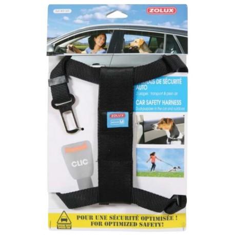 Arnés seguridad coche