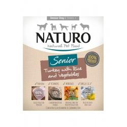 Naturo Senior Pavo 400 grs