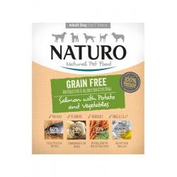 Naturo Grain Free Salmón 400 grs
