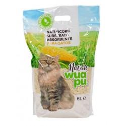 Naturcorn absobente para gatos