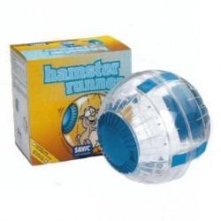 Bola Runner hamster común