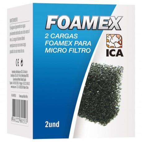 Recambio carga Foamex KW150