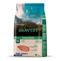 Bravery Pollo Cachorros Mini