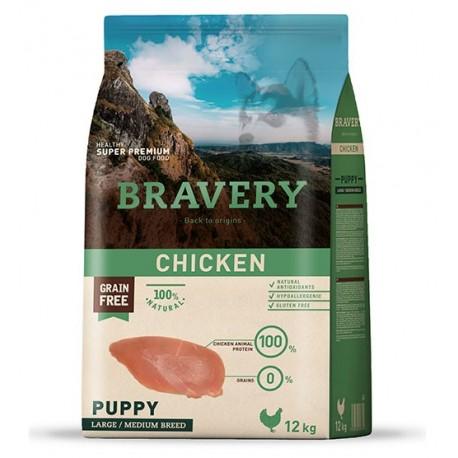 Bravery Pollo Puppy Cachorros
