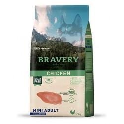 Bravery Pollo Mini para Perros adultos pequeños