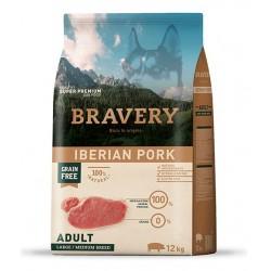 Bravery Cerdo Ibérico para perros medianos y grandes