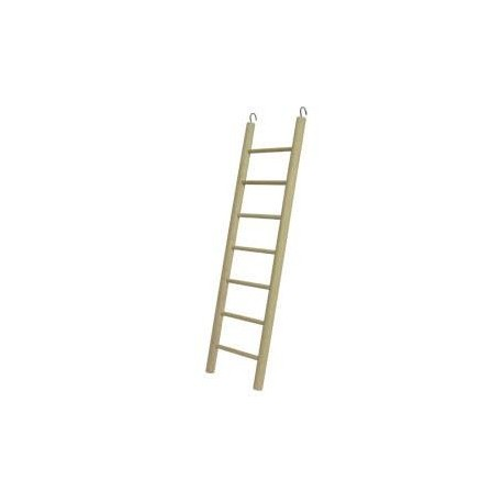 Escalera pericos madera