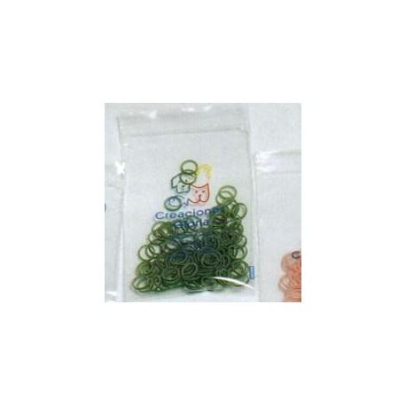 Gomas de pelo (bolsa 100 ud.)