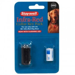 Colgante infrarrojo perro Staywell