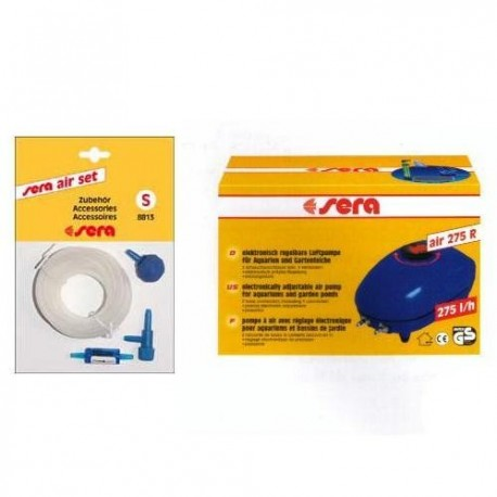 Compresor Sera Air + kit
