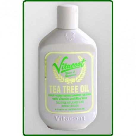 Champú Tea Tree Oil