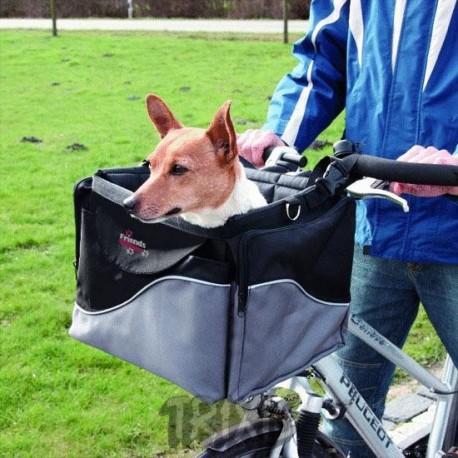 """Cesta transporte bicicleta """"Luxe"""""""