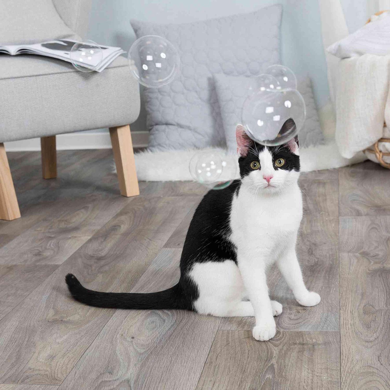 Pompas de Cat Nip para jugar con tu gato